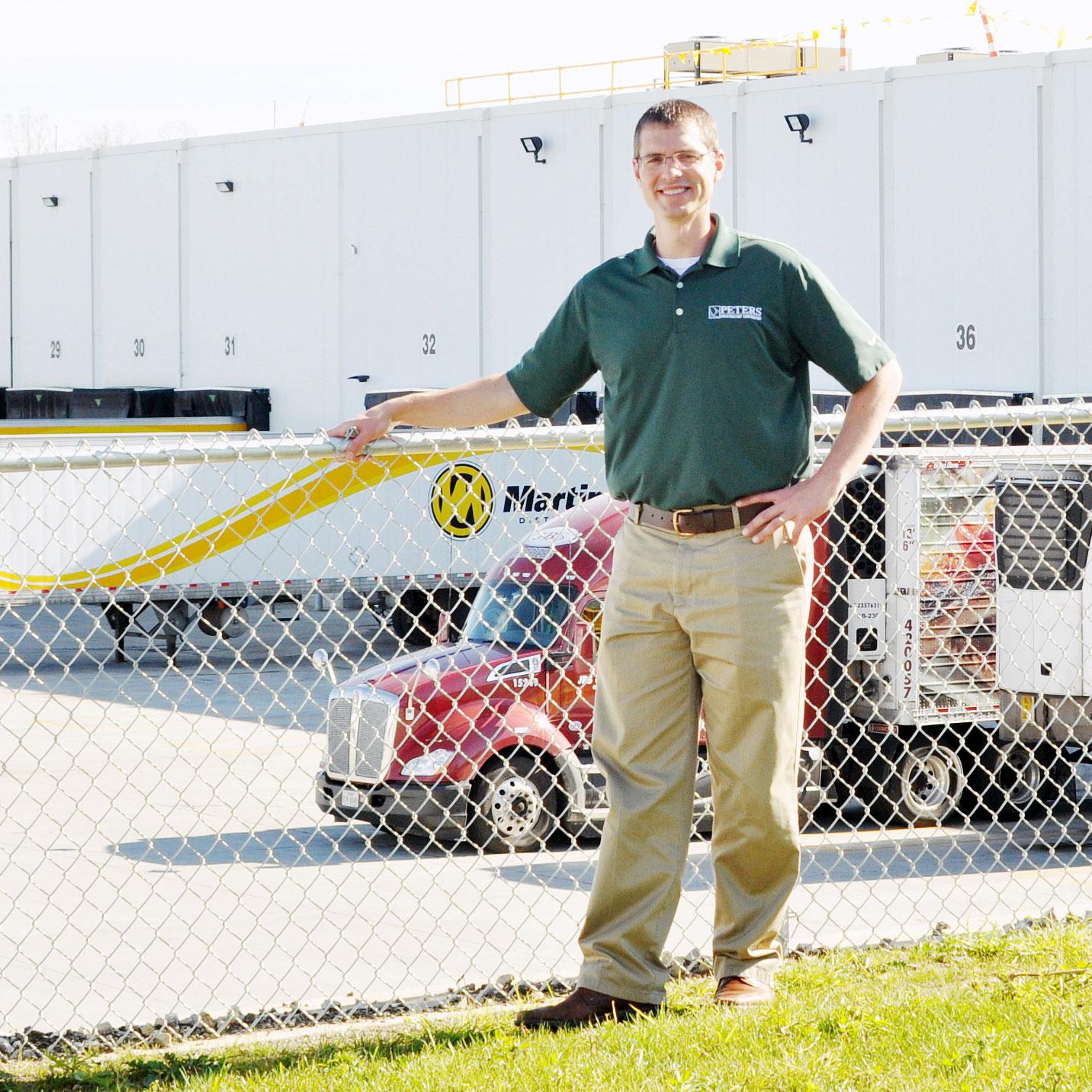 Peters Construction Corporation, Brad Best